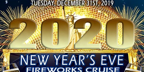 New Year's Eve Fireworks Cruise (Cosmo) tickets
