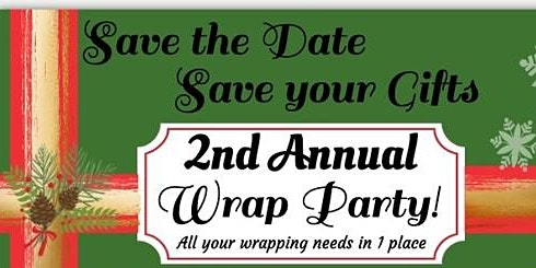 2nd Annual Wrap Party
