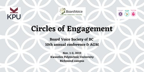 Board Voice Conference & AGM 2019 tickets