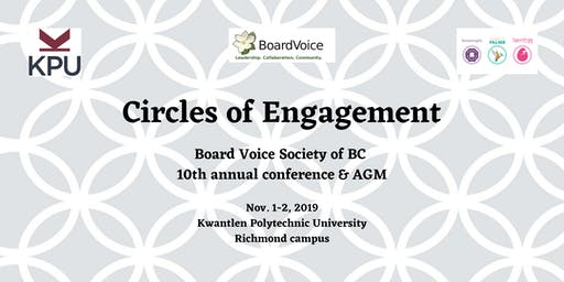 Board Voice Conference & AGM 2019