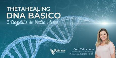 Thetahealing DNA BÁSICO (Manaus) ingressos