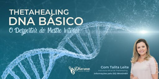 Thetahealing DNA BÁSICO (Manaus)