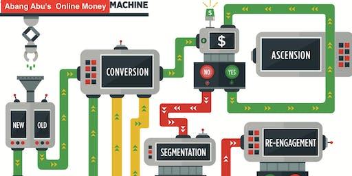 AUTOMATIC EMAIL  MONEY MACHINE