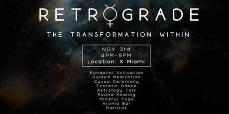 Retrograde :: The Transformation Within tickets