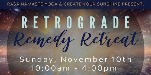 Retrograde Remedy Retreat