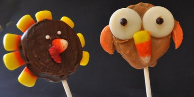 Children's DIY Cookie Pop & Craft Time