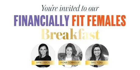 Woman's Day Financially Fit Females Breakfast tickets