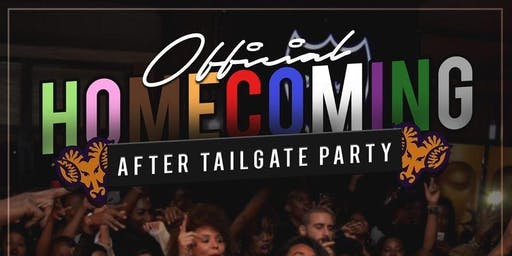 WCUD9 Alum Present The OFFICIAL Tailgate After Party