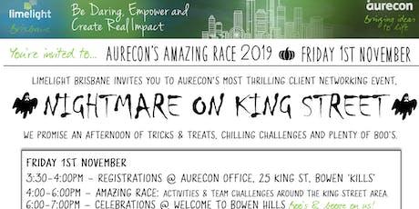 Aurecon's Amazing Race tickets