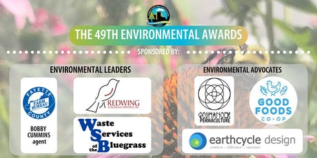 The 49th Environmental Awards tickets