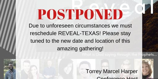 Reveal Conference - POSTPONED