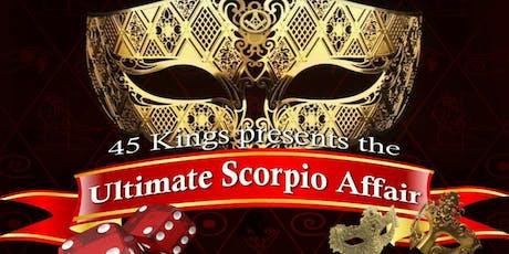 The Ultimate Scorpio Affair & Casino Royale tickets