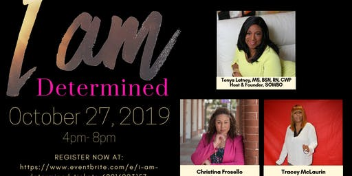 I am Determined....... Networking/Conference
