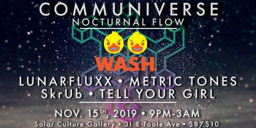Communiverse: Nocturnal Flow