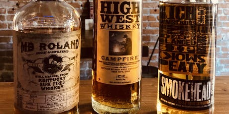 Up In Smoke Whiskey & BBQ Pairing tickets