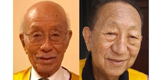 A Celebration of Lions Service: Honoring Norman Sakata and Herbert Watanabe