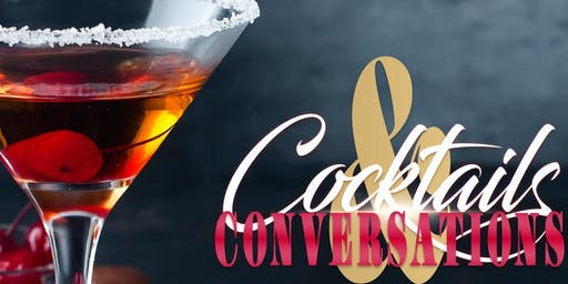 Cocktails and Conversations - Charlotte