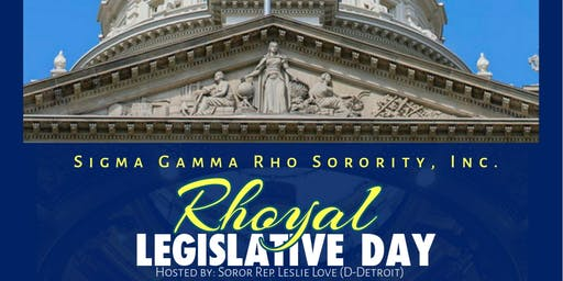 RHOyal Legislative Day