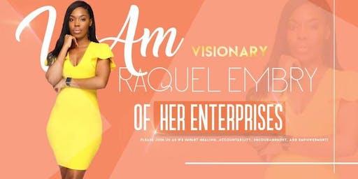 "The ""I AM"" Women's Empowerment Soirée"
