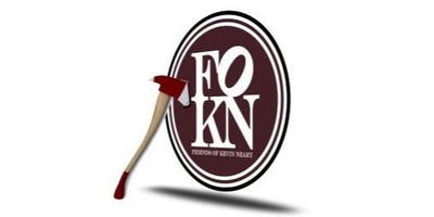 Let's throw some FOKN Hatchets!
