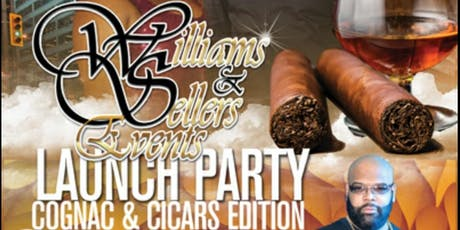 Williams & Sellers Launch Party/ Wayne 40th Bday tickets