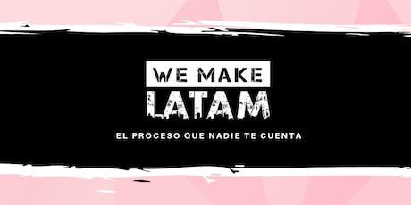We Make LATAM | Universidad Anahuac entradas
