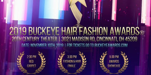 Buckeye Hair Fashion Awards ® 2019