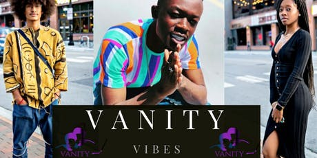 Vanity Vibes  Showcase: R&B/HIP-HOP/POETRY tickets