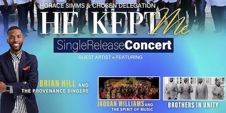 Chosen Delegation Single Release Concert tickets