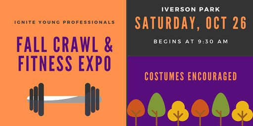 Fall Crawl andFitness Expo