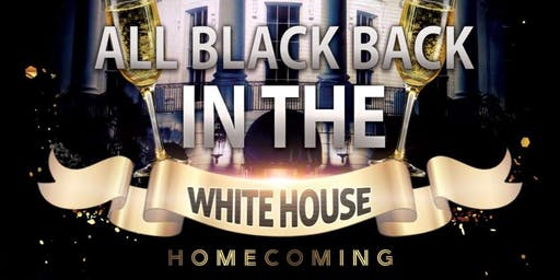 All Black Back In The White House