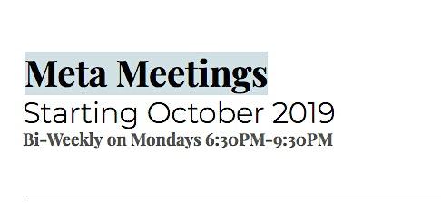 META MEETINGS
