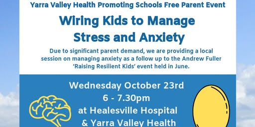 Wiring Kids to Manage Stress and Anxiety