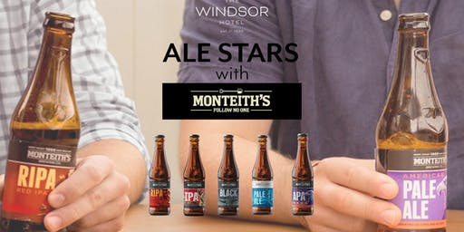 ALE STARS with Monteith's Brewing Co.