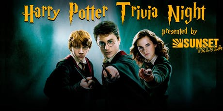 Harry Potter Trivia (Downtown) Last event! tickets