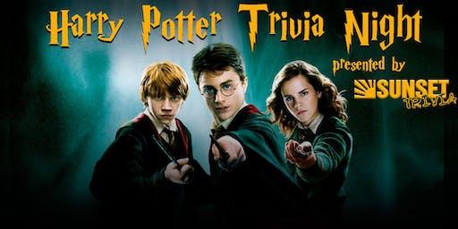 Harry Potter Trivia (Downtown) Last event!