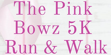 The Pink Bowz 5K tickets