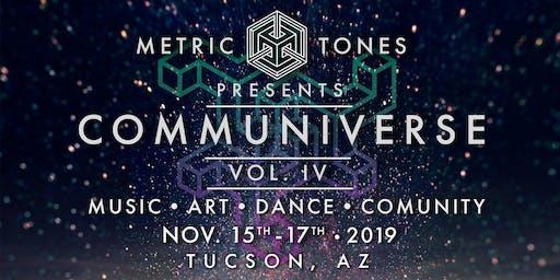 Metric Tones Presents: Communiverse Vol. IV