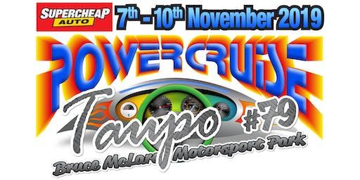 Supercheap Auto Powercruise #79 Sound-Off Entry 8th - 10th November