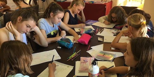 Sunny Kids Writing Camps Dec2019 & Jan2020