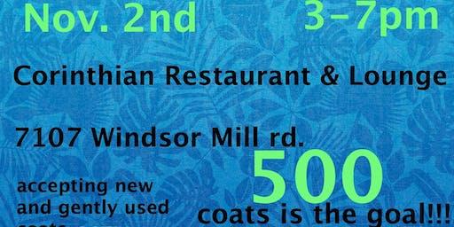 6th Annual Winter Coat Drive