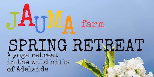 Jauma Farm Spring Retreat