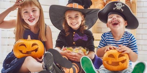 Spookarama Tricks & Treats
