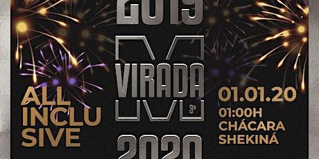 VIRADA M 2020 ingressos