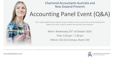 CA ANZ Accounting Panel (Q&A)