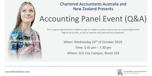 CA ANZ Accounting Panel (Q&A)