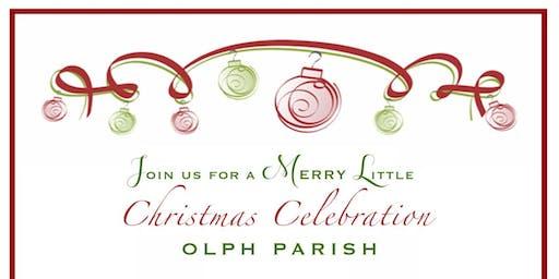 OLPH Christmas Celebration 2019