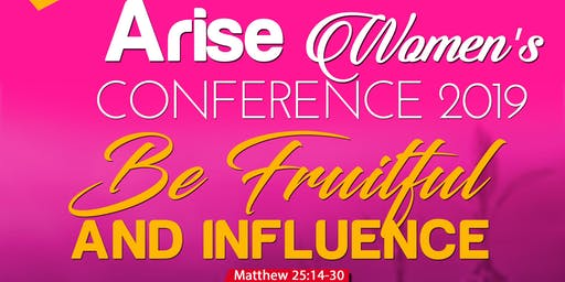 Arise women Conference 2019 By   Gracious Women