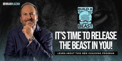 BUILD a BEAST - October Houston