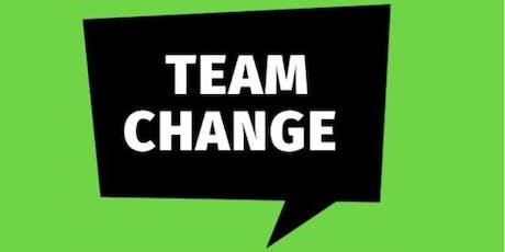 Team Change Melbourne tickets